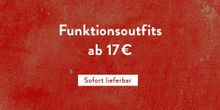 Extra-Deal: Funktionsoutfits ab 17?